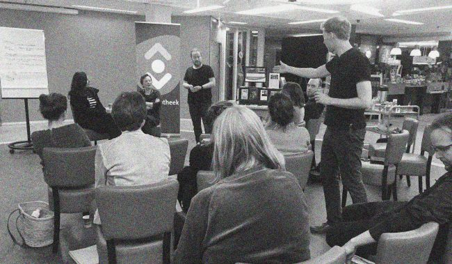 Training Tegenlicht Meetups